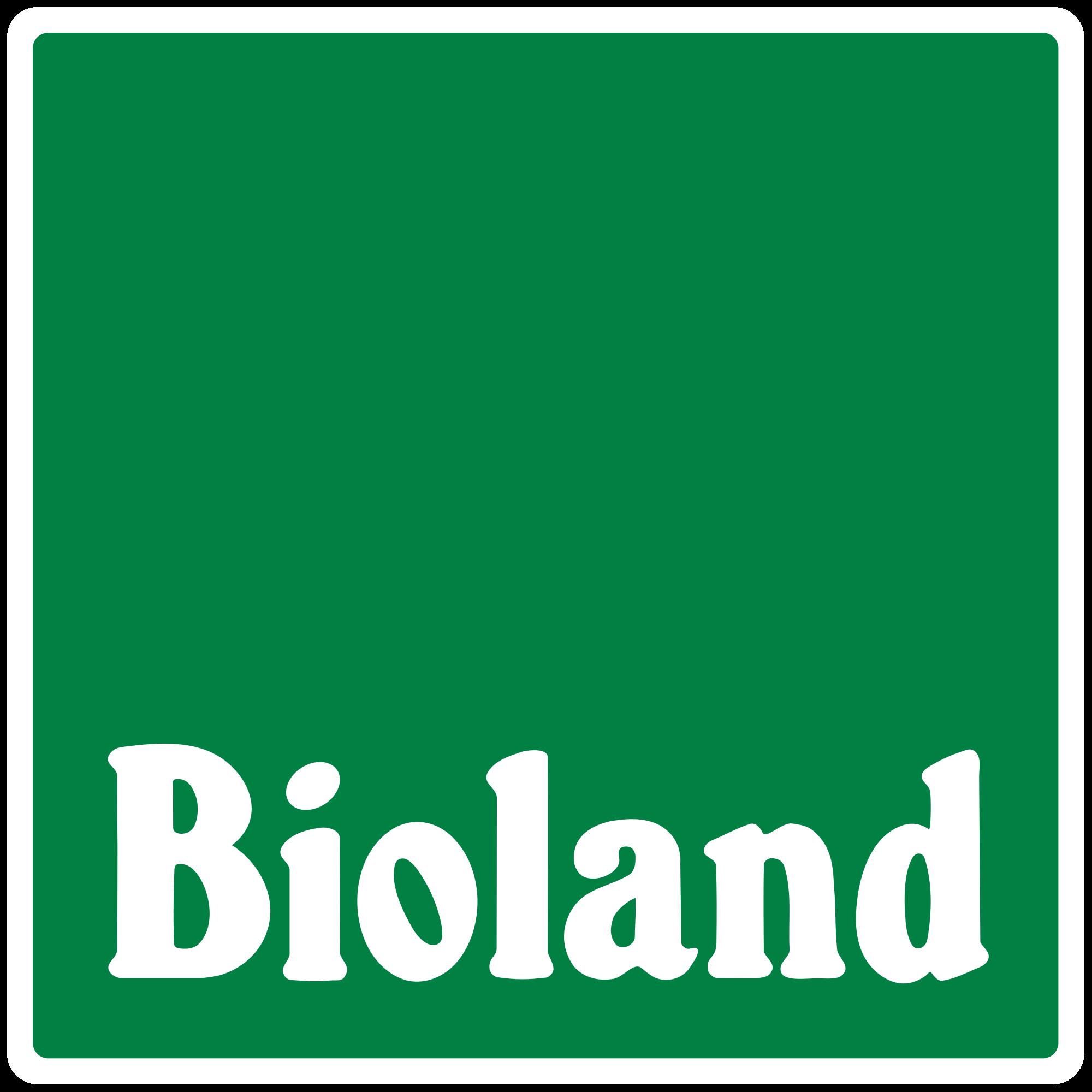 Bioland Logo